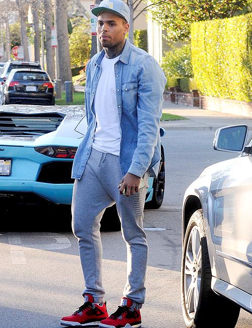 クリス・ブラウン(Chris Brown):VENUSxMARS(ヴィーナス マース)NIKE(ナイキ)
