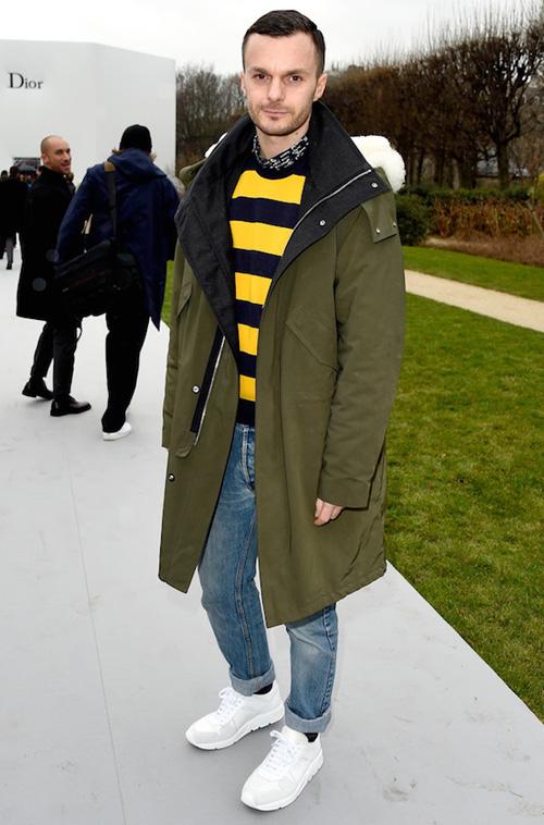 クリス・ヴァン・アッシュ(Kris Van Assche):ディオール・オム(Dior Homme)
