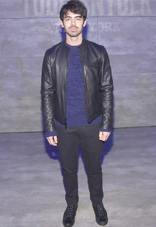 ジョー・ジョナス(Joe Jonas):トッド・スナイダー(Todd Snyder)