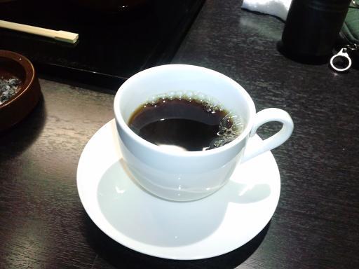 吟屋0304コーヒー