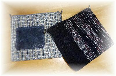 裂き織りショルダー17-1
