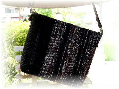 裂き織りショルダー18-1