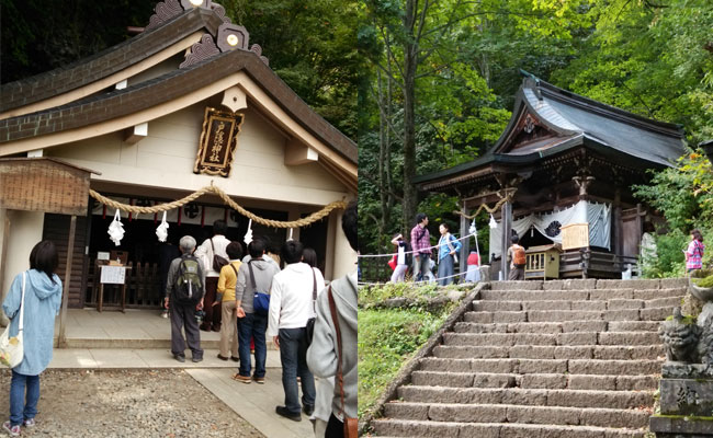 みちびかれツアー in 戸隠神社