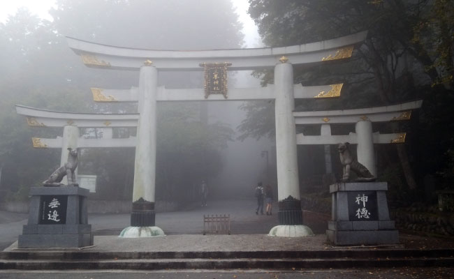 みちびかれツアー in 三峯神社