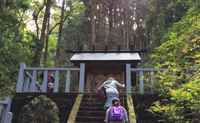 みちびかれツアー in 御岩神社