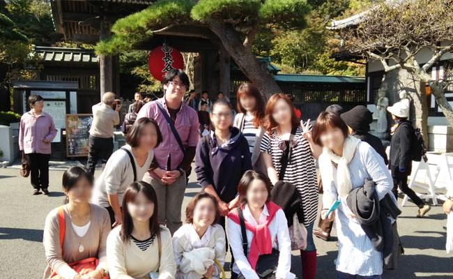 みちびかれツアー in 鎌倉