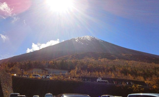 開運みちびかれツアー in 富士山【4】