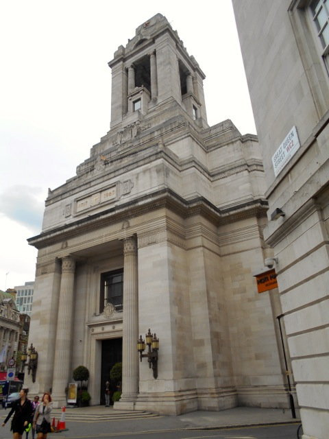 masons hall of london