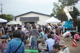 共栄町内祭り