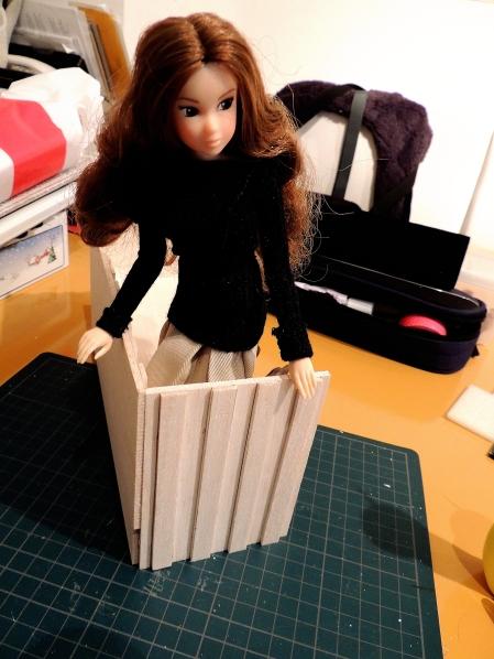 ドール家具製作