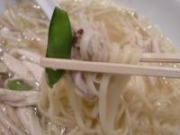 赤坂飯店@神保町・20150725・麺・具材