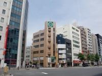 ハナウタ@四谷三丁目・20150730・交差点