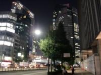 HANABI@東銀座・20150802・汐留交差点