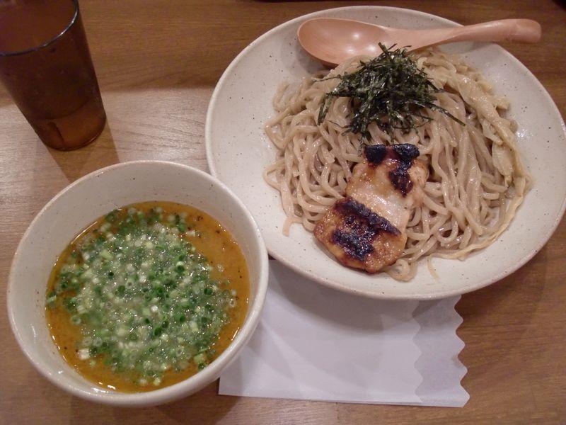 THANK@小川町・20150730・つけ麺