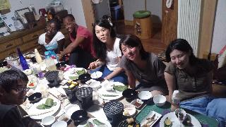 日本、ルワンダ学生会議