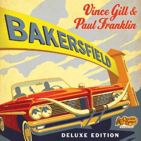 Paul Franklin and Vince Gill(Together Again)