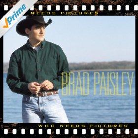 Brad Paisley(We Danced)