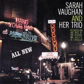 Sarah Vaughan(Willow Weep for Me)