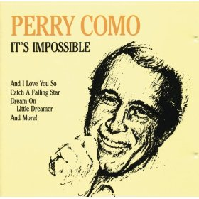 Perry Como(Moon River)