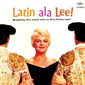 Peggy Lee(The Party's Over)