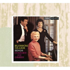 Blossom Dearie(The Party's Over)