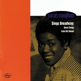 Sarah Vaughan(My Ship)