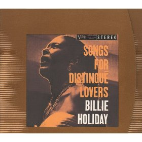 Billie Holiday(I Didn't Know What Time It Was)