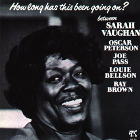 Sarah Vaughan(When Your Lover Has Gone)