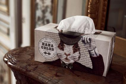 「nepia大人の鼻セレブティシュ(150組×2コパック)」