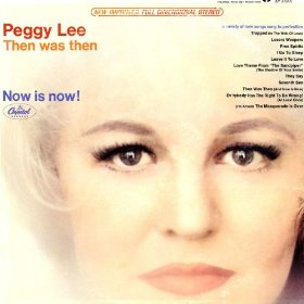 Peggy Lee(The Masquerade Is Over)