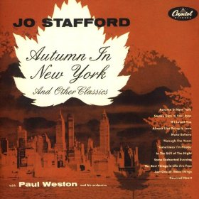 Jo Stafford(Smoke Gets in Your Eyes)