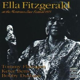 Ella Fitzgerald(Teach Me Tonight)