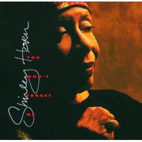 Shirley Horn(All My Tomorrows)