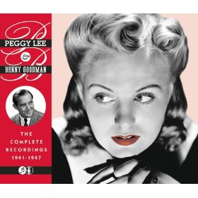 Peggy Lee(Where or When)