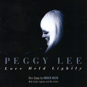 Peggy Lee(My Shining Hour)
