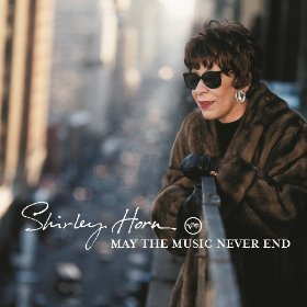Shirley Horn(Never Let Me Go)