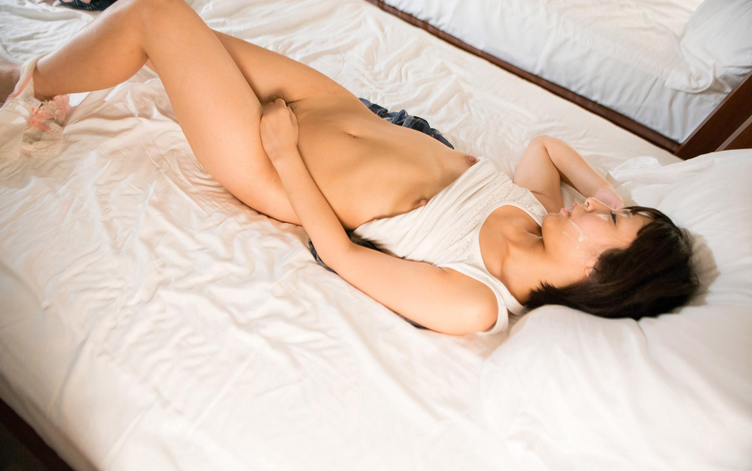 阿部乃みく(あべのみく) ショートヘアのロリ顔天使がラブラブセックスなAV女優エロ画像 89枚 No.61
