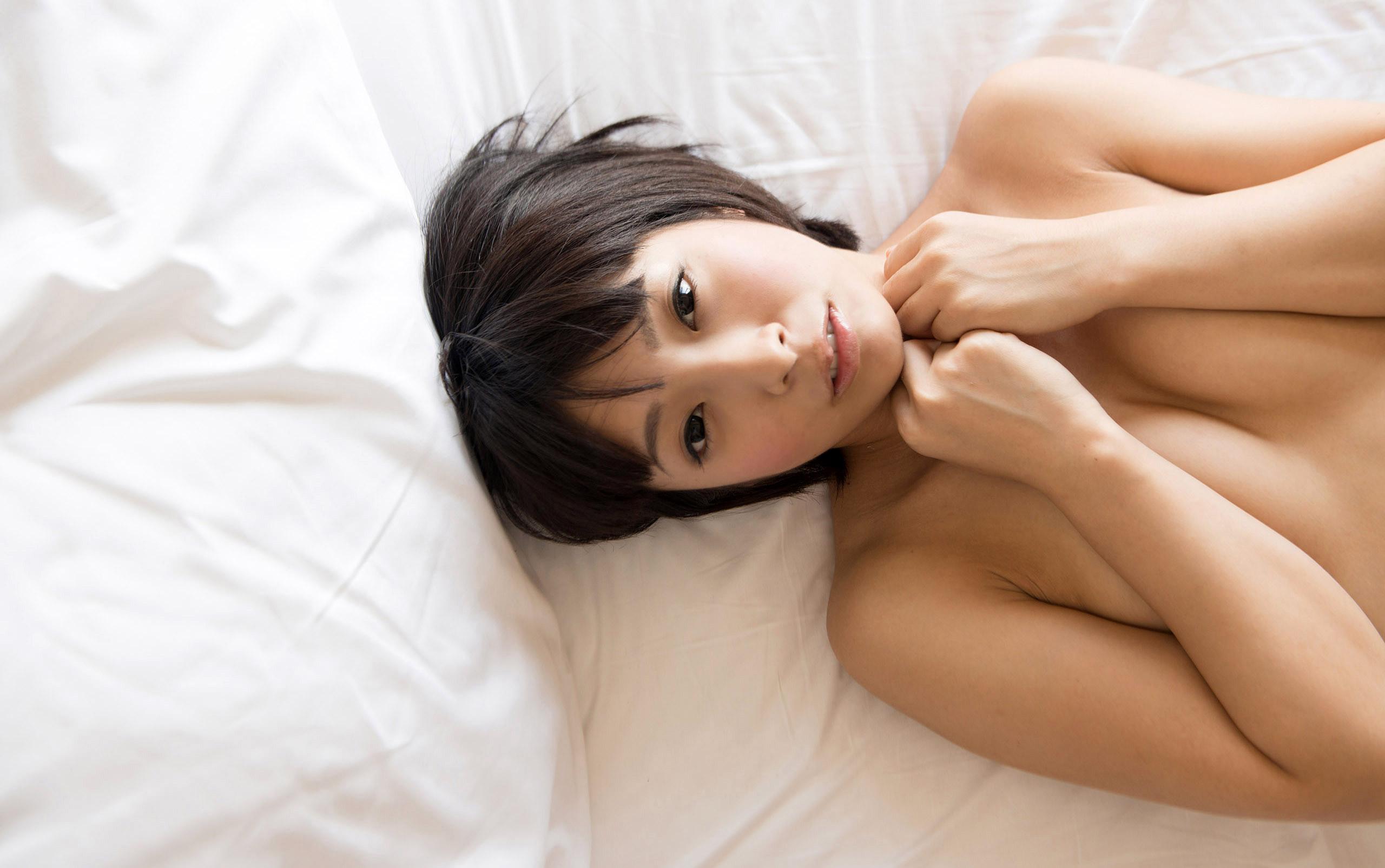 阿部乃みく(あべのみく) ショートヘアのロリ顔天使がラブラブセックスなAV女優エロ画像 89枚 No.69