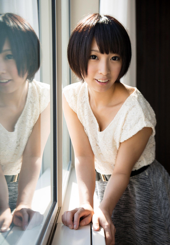 阿部乃みく(あべのみく) ショートヘアのロリ顔天使がラブラブセックスなAV女優エロ画像 89枚 No.85