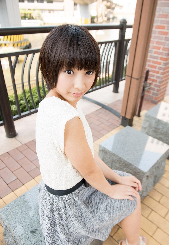 阿部乃みく(あべのみく) ショートヘアのロリ顔天使がラブラブセックスなAV女優エロ画像 89枚 No.87