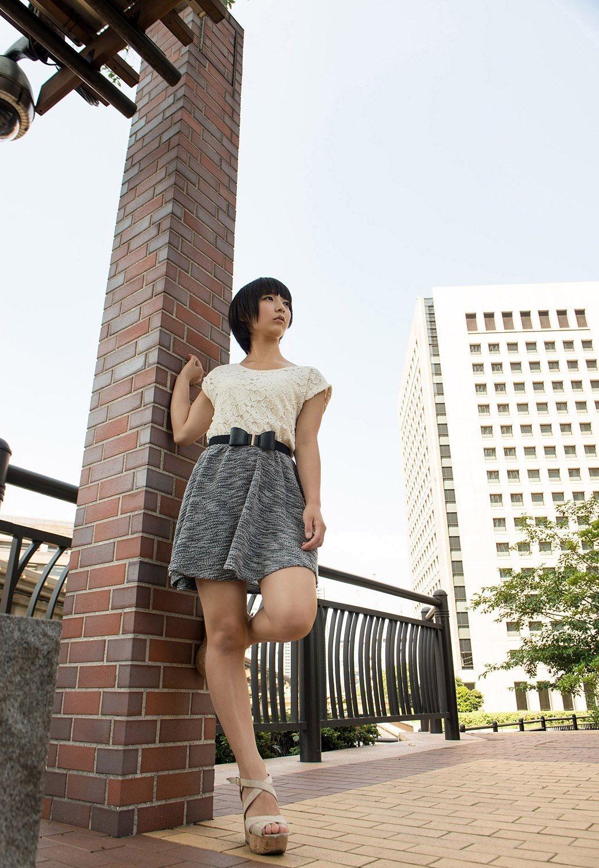 阿部乃みく(あべのみく) ショートヘアのロリ顔天使がラブラブセックスなAV女優エロ画像 89枚 No.88