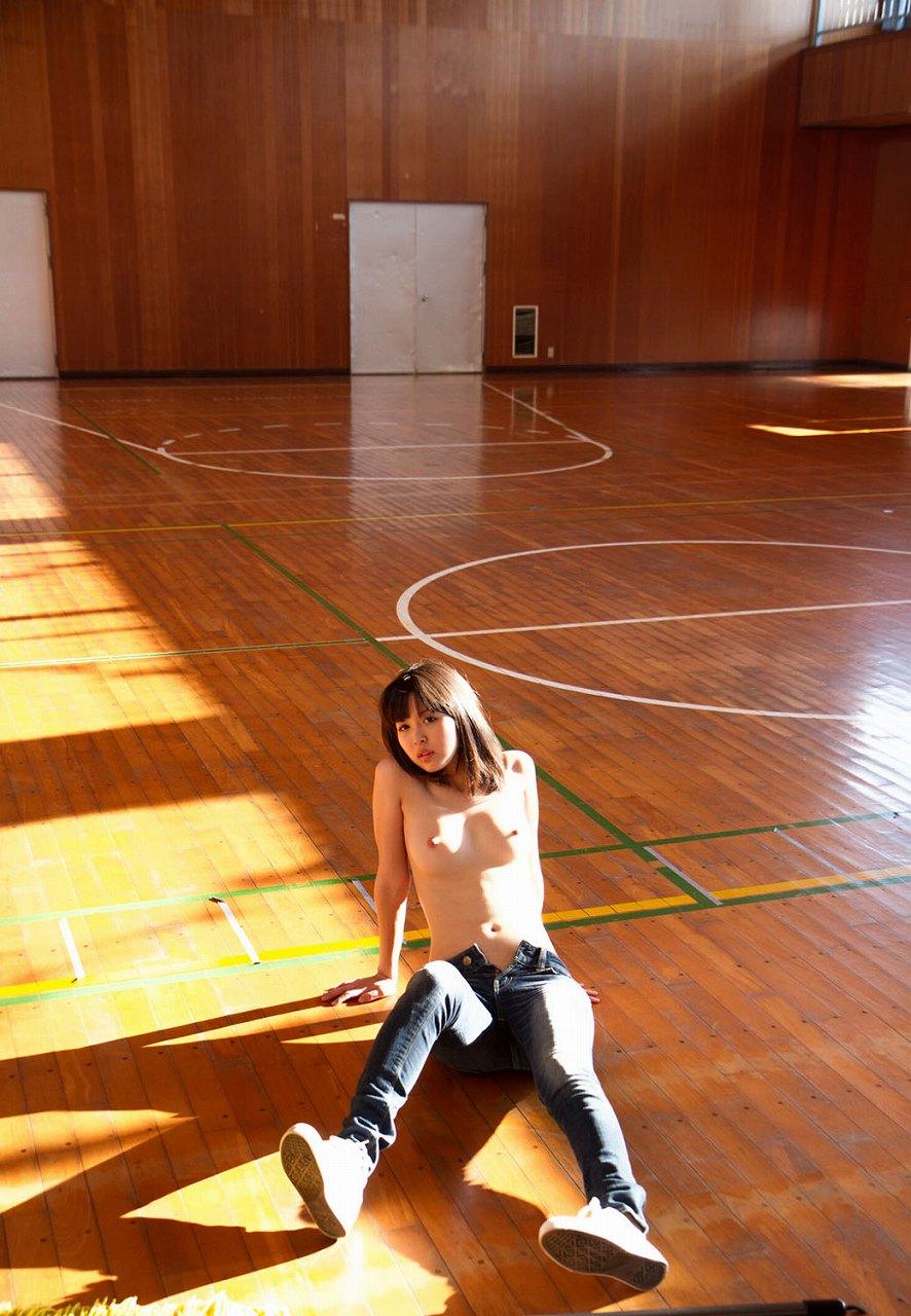 葵つかさ(あおいつかさ) ギャルが体育館で脱いだりやセーラー服姿でエッチしちゃうAV女優エロ画像 122枚 No.32