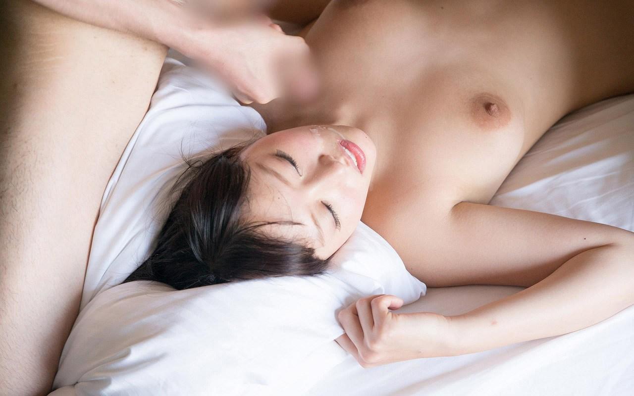 浜崎真緒(はまさきまお) ロリ顔ポニーテール、色白柔らかそうなおっぱいに包まれるセックスAV女優画像 143枚 No.29