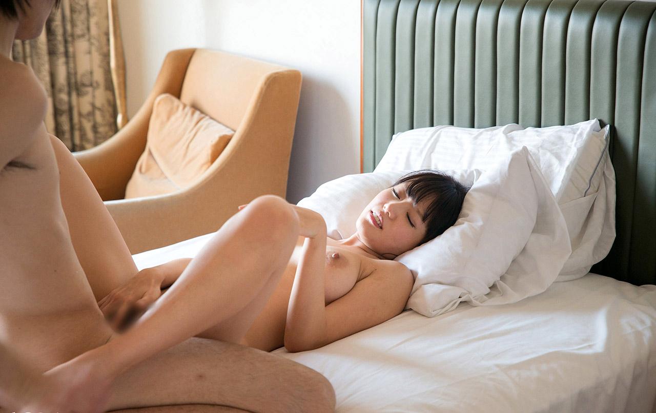 浜崎真緒(はまさきまお) ロリ顔ポニーテール、色白柔らかそうなおっぱいに包まれるセックスAV女優画像 143枚 No.58