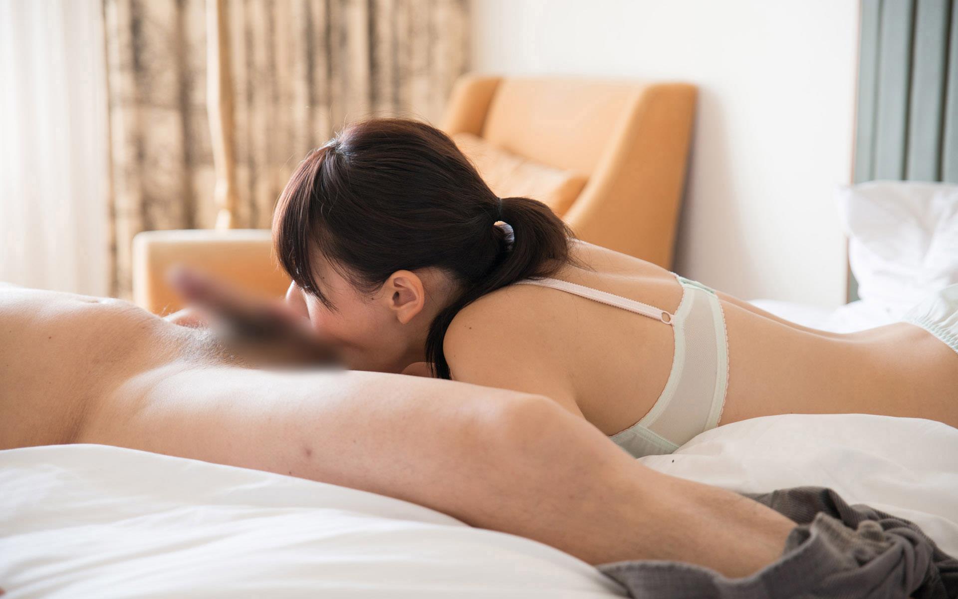 浜崎真緒(はまさきまお) ロリ顔ポニーテール、色白柔らかそうなおっぱいに包まれるセックスAV女優画像 143枚 No.132