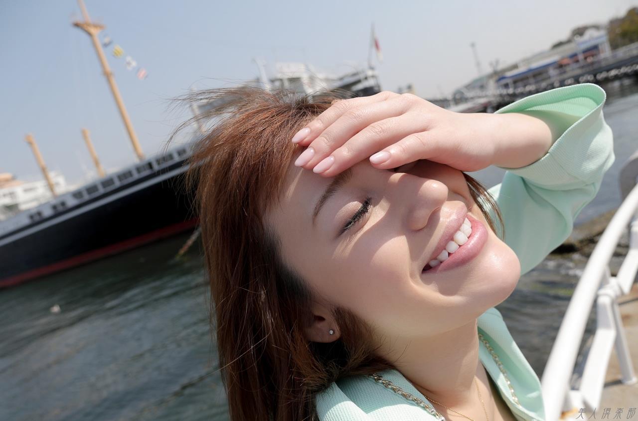 本田莉子 Fカップ超絶グラマーな癒されお姉さんAV女優画像いっぱい見ちゃう? 113枚 No.1