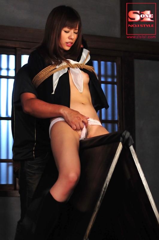 瑠川リナ(るかわりな) メイド姿で騎乗位セックスや顔面騎乗位でクンニされちゃったりするAV女優エロ画像 104枚 No.49