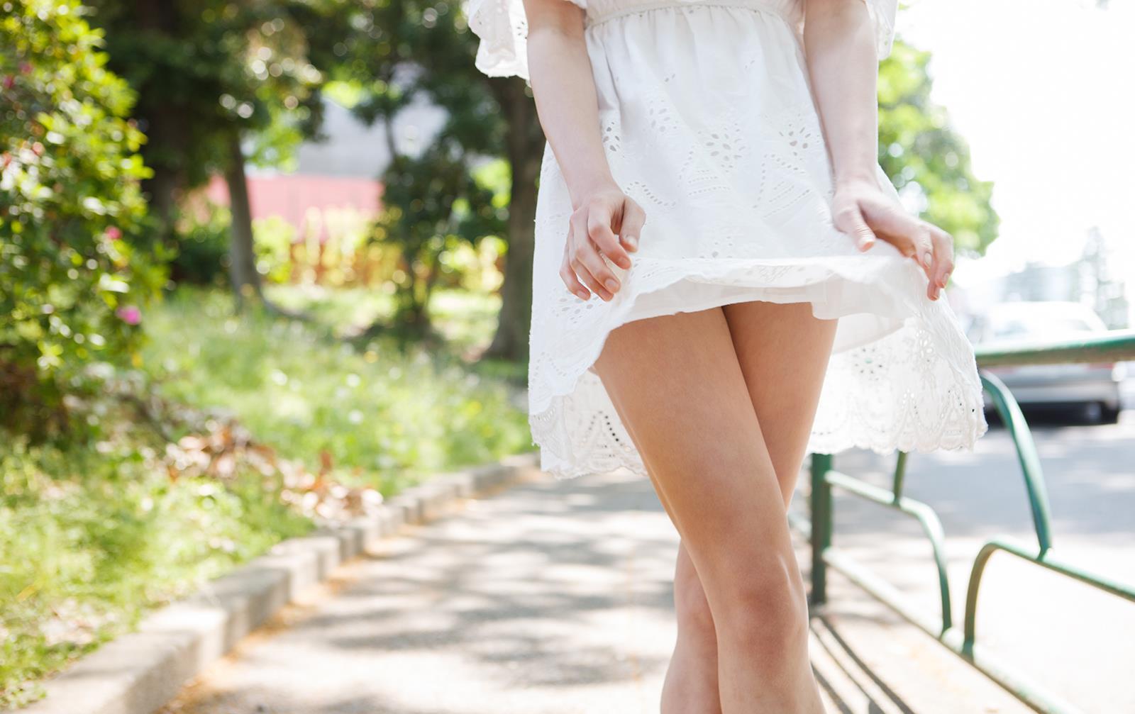 涼川絢音 Eカップ 手足の長い色白ロリ顔で美少女な着エロアイドルAV女優画像 107枚 No.61