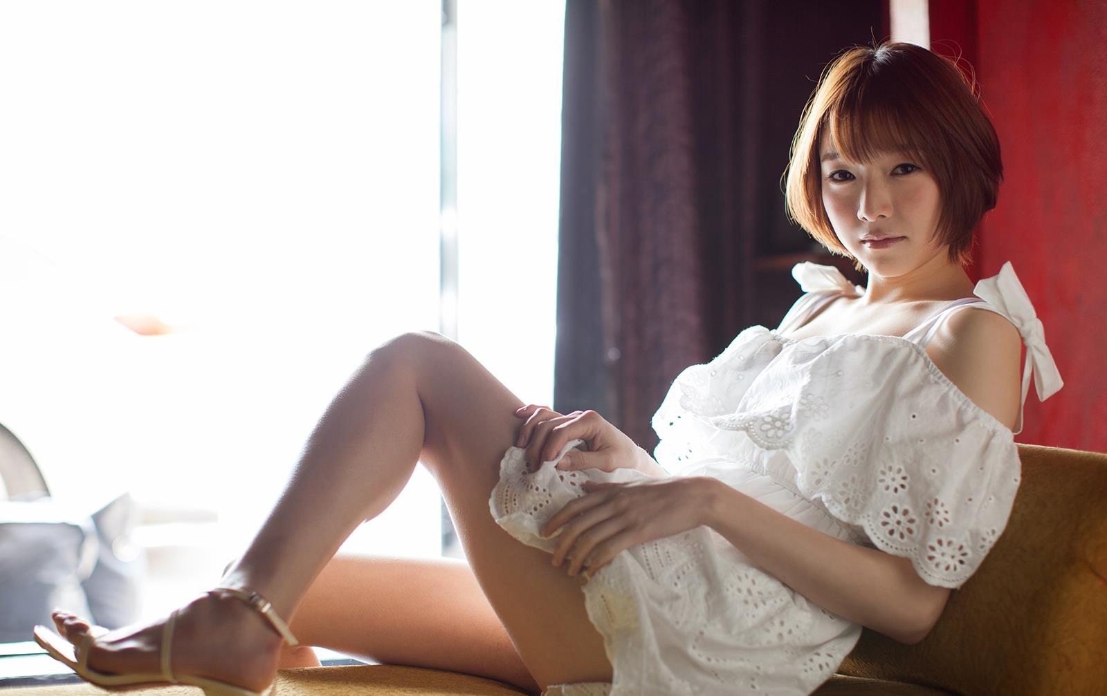涼川絢音 Eカップ 手足の長い色白ロリ顔で美少女な着エロアイドルAV女優画像 107枚 No.67