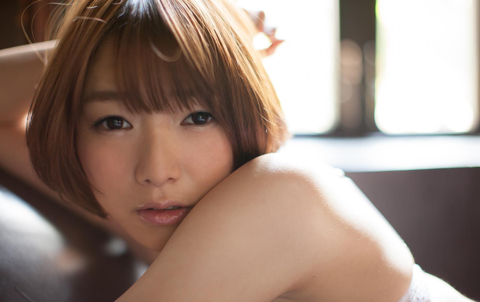 涼川絢音 Eカップ 手足の長い色白ロリ顔で美少女な着エロアイドルAV女優画像 107枚 No.76